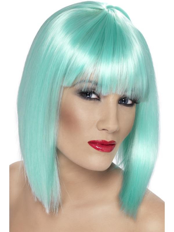 Glam Wig Aqua