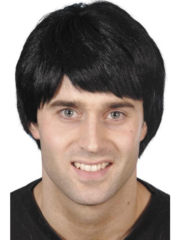 Guy Wig Black