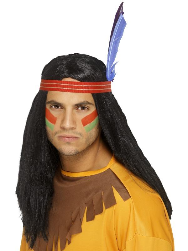 Indian Brave Wig