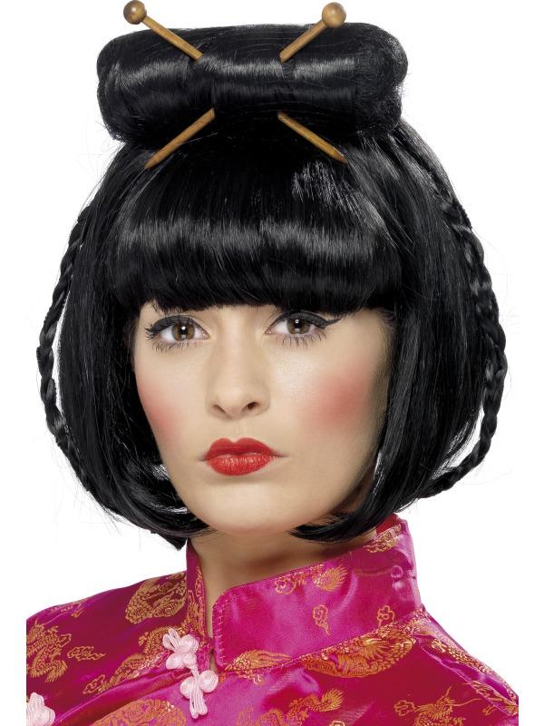 Oriental Lady Wig