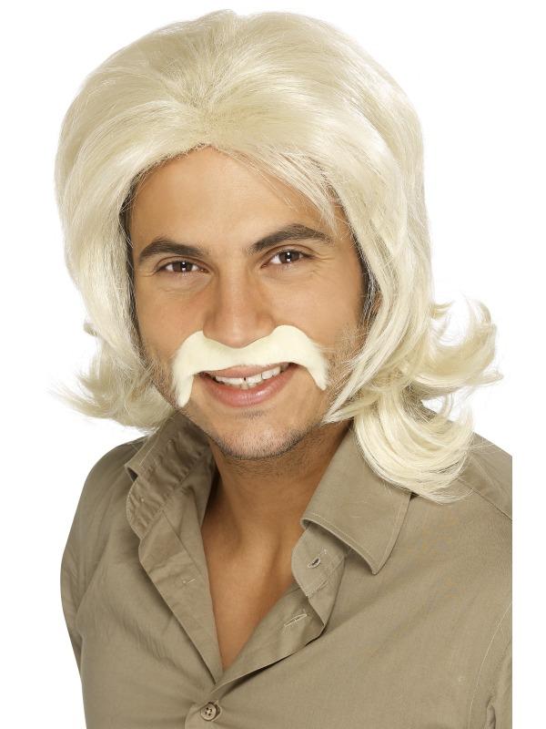 70's Retro Wig Blonde