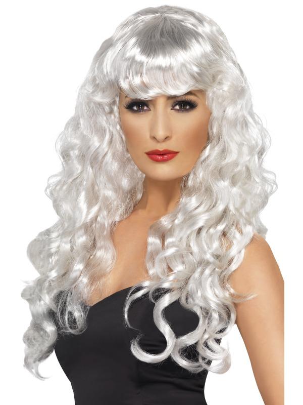 Siren Wig White