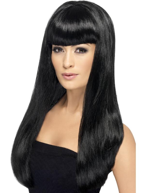 Babelicious Wig Black