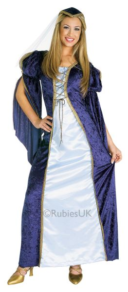 Juliet Fancy Dress Costume