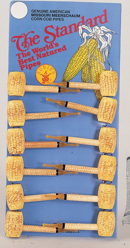 Genuine Corn Cob Pipe