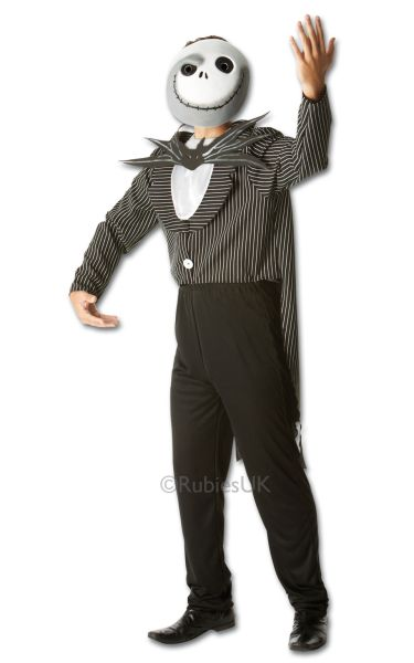 Jack Skellington Fancy Dress Costume