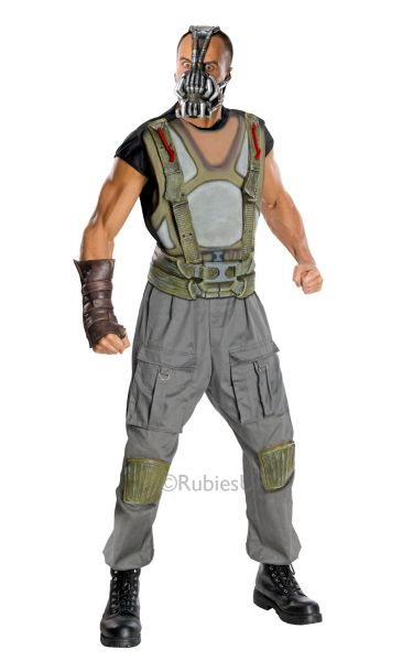 Deluxe Adult Bane Fancy Dress Costume