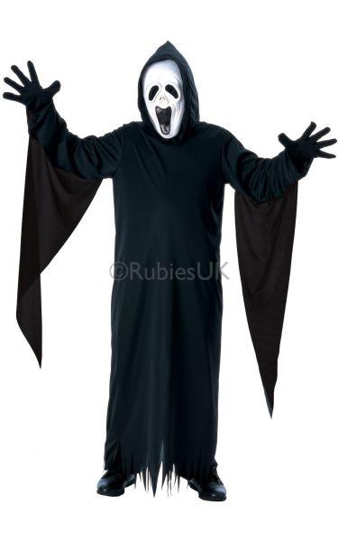 Kids Howling ghost Fancy Dress Costume
