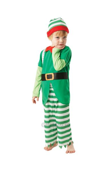 Helpful Elf Costume