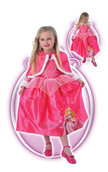 Sleeping Beauty Winter Wonderland Costume