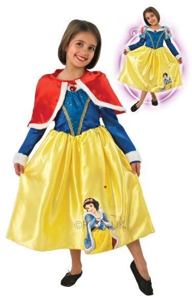 Snow White Winter Wonderland Costume