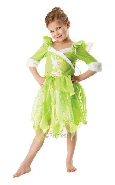 Tinker Bell Winter Wonderland Costume