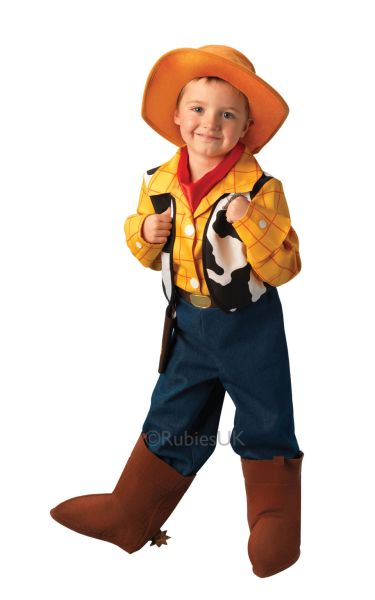 Woody Platinum Fancy Dress Costume