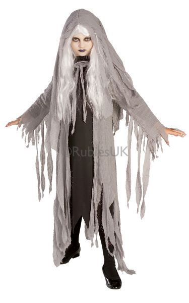 Kids Midnight Spirit Fancy Dress Costume
