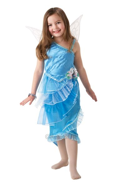 Silver Mist Fancy Dress Costume