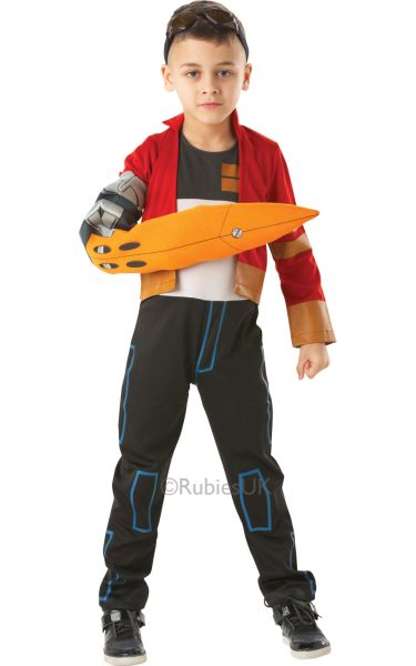 Generator Rex Fancy Dress Costume