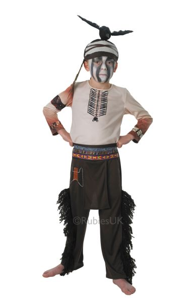 Kids Tonto Costume