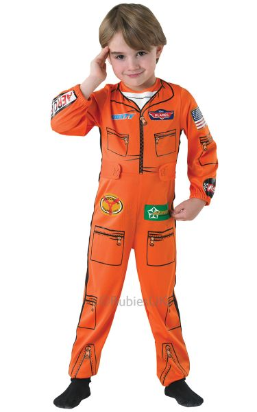 Kids Planes Flight Suit