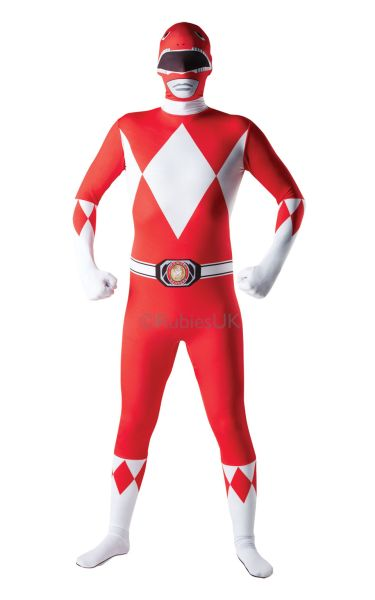 Red Ranger 2nd Skin Costume