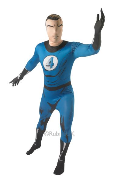 Fantastic 4 MR Fantastic  2Nd Skin Costume