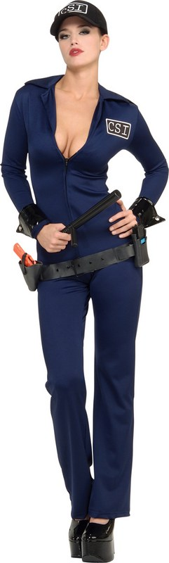 Officer Felony Costume