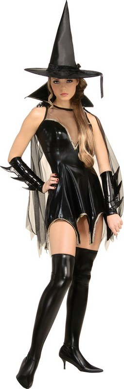 Black Magic Moment Costume