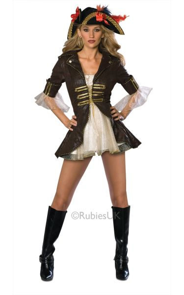 Buccaneer Fancy Dress Costume
