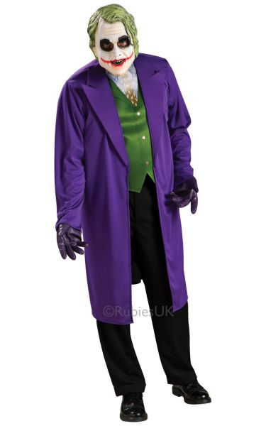 Classic Joker Fancy Dress Costume