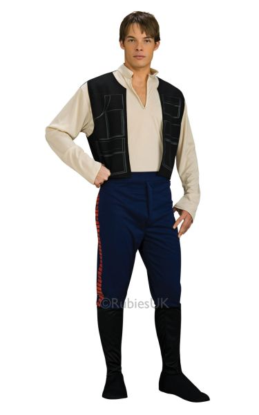 Han Solo Fancy Dress Costume