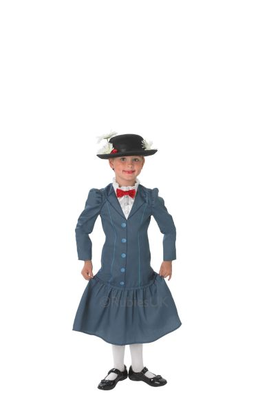 Disney Childs Mary Poppins Costume