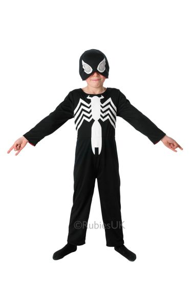 Kids Reversible Ultimate Spider Man Costume
