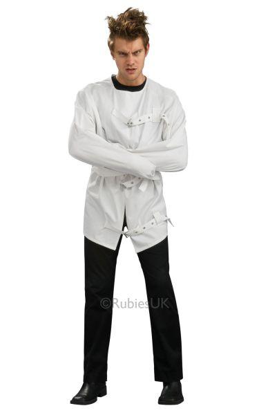 Escaped Prisoner Fancy Dress Costume