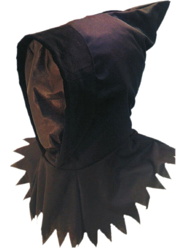 See Thruface Ghoul Hood/Fancy Dress Mask