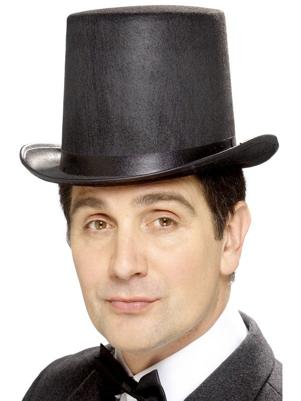 Stovepipe Topper Fancy Dress Hat