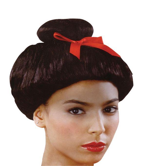 Japanese Lady Wig