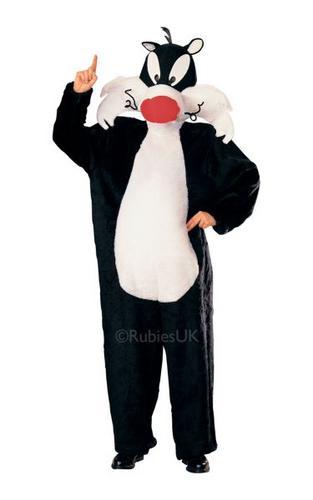 Sylvester Fancy Dress Costume STD Thumbnail 1