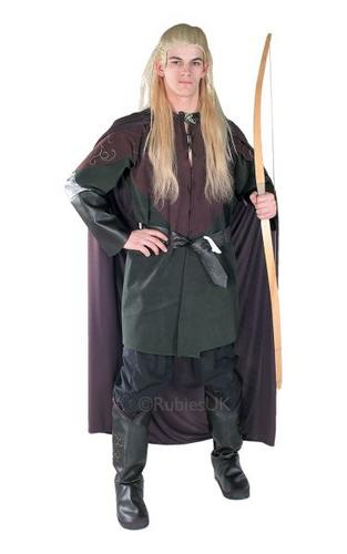 Legolas Fancy Dress Costume Thumbnail 1