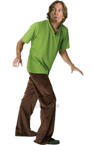 Shaggy Fancy Dress Costume Thumbnail 1