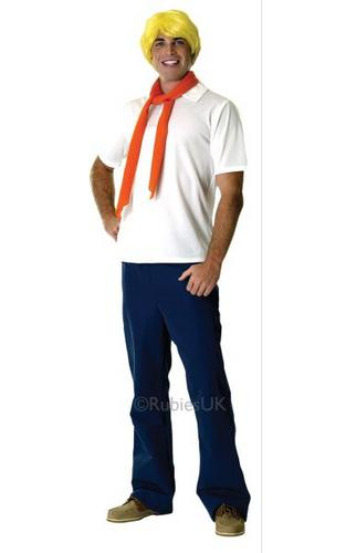 Fred Fancy Dress Costume Thumbnail 1