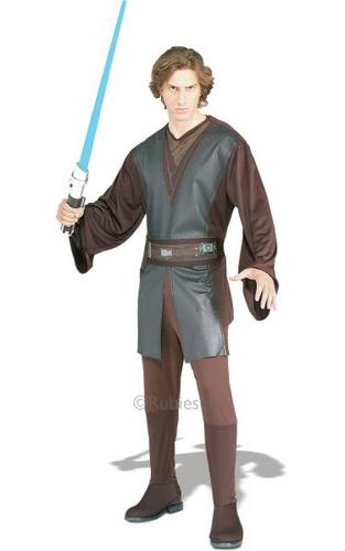 Anakin Skywalker Fancy Dress Costume Thumbnail 1