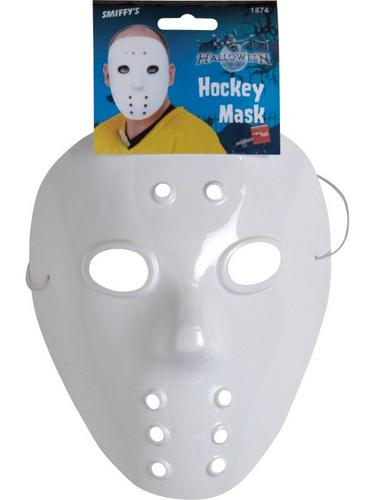 Hockey Fancy Dress Mask Thumbnail 2