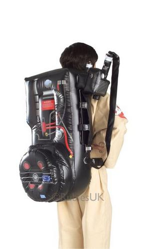 Kids Ghostbuster Fancy Dress Costume Thumbnail 2