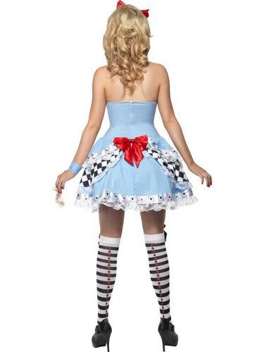 Miss Wonderland Fancy Dress Costume Thumbnail 3