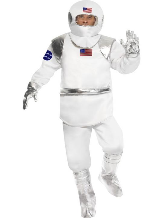 Spaceman Costume Thumbnail 1