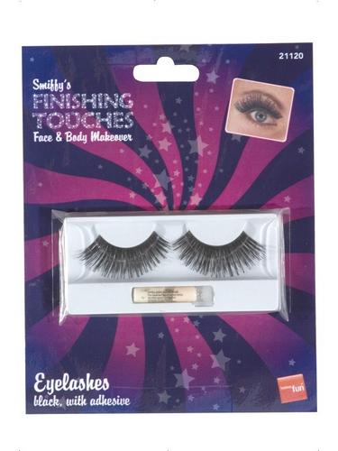 Eyelashes Silver/Black Thumbnail 2