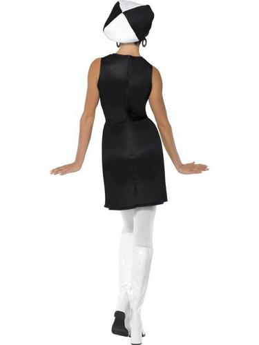 1960S Party Girl Fancy Dress Costume Thumbnail 2