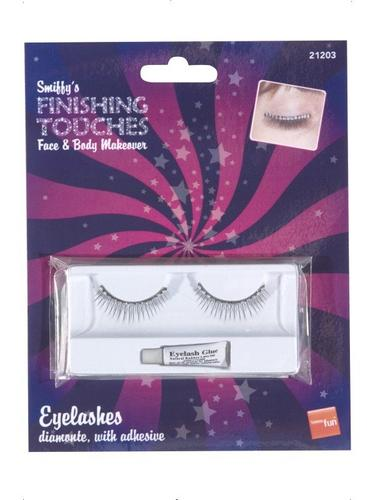 Eyelashes   Diamonte Thumbnail 3