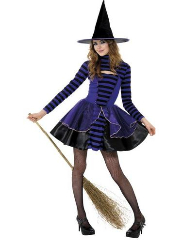 Dark Fairy Fancy Dress Costume Thumbnail 1