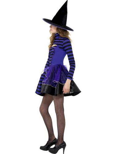 Dark Fairy Fancy Dress Costume Thumbnail 3