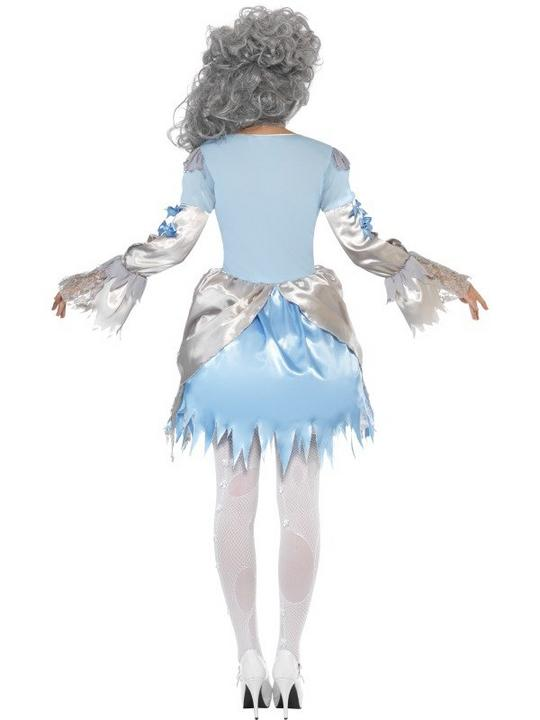 Sexy Adult Seven Deadly Sins Sloth Halloween Horror Ladies Fancy Dress Costume Thumbnail 3